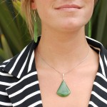 Oceans Art Jade Jewelry, Siberian Cats Eye Jade (5) Brooke E Model