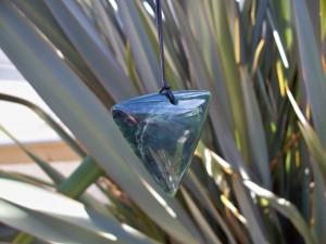 "Big Sur ""Blue"" Jade Pendant"